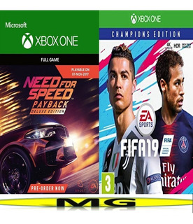 Combo Fifa19+ned For Sped Payback Original Modo Offline