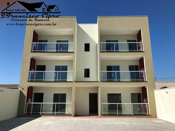 Apartamento A Venda No Bairro Jardim Bela Vista Em - Ap079-1