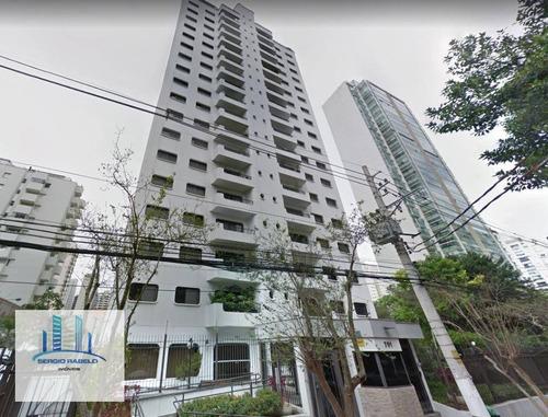 Imagem 1 de 9 de Apartamento Com 2 Dormitórios À Venda, 117 M² Por R$ 1.445.000 - Moema Índios - São Paulo/sp - Ap3510