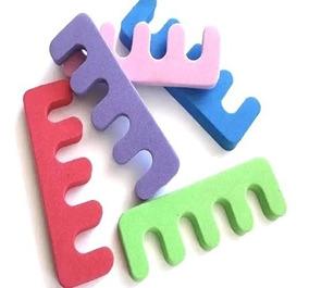 Separador De Dedos Pedicure C/ 48 Pares - Evamax