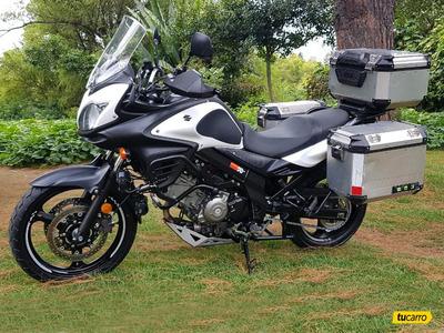 Suzuki Vtrom 650 Abs - Lista Para Viajar