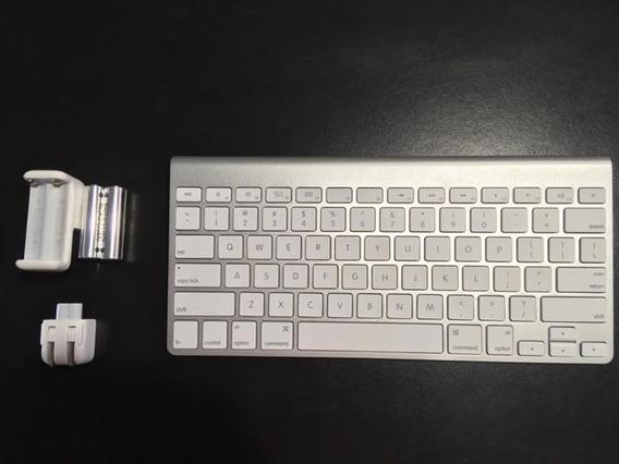 Teclado Apple Wireless, Pilhas Recarregáveis E Carregador