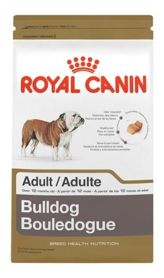 Costal Alimento Para Perro Bulldog Royal Canin 13.6 Kg