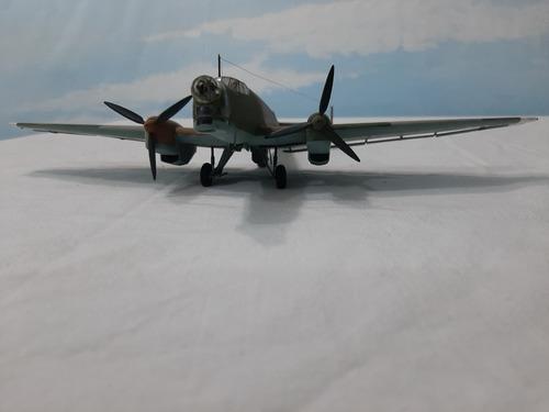 Imagen 1 de 5 de Bombardero Aleman Junkers Ju-86, Guerra Civil De España