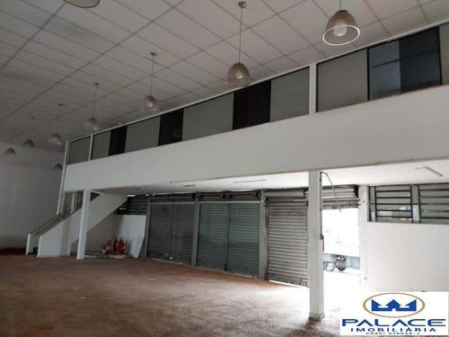 Salão Em Paulista, Piracicaba/sp De 580m² Para Locação R$ 17.000,00/mes - Sl925954