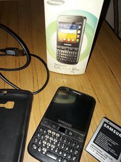 Celular Samsung Galaxy Y Pro