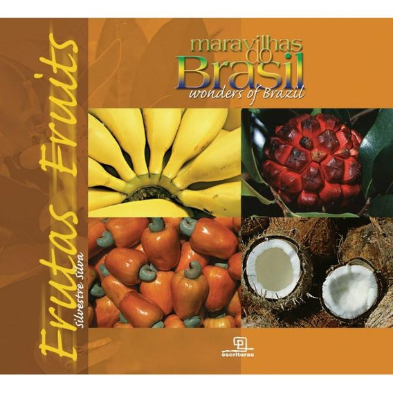 Maravilhas Do Brasil - Frutas - Wonders Of Brazil - Fruits