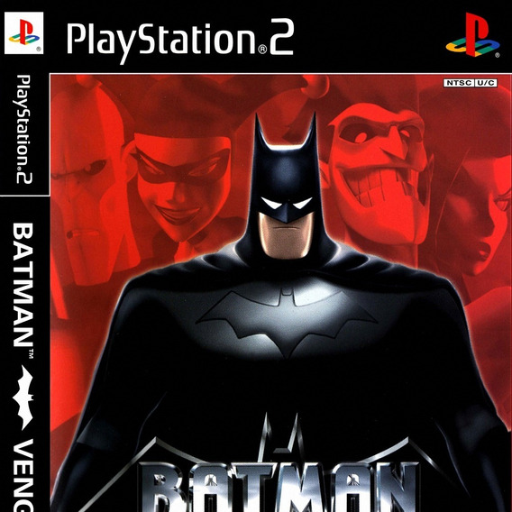 Batman Vengeance Ps2 Desbloqueado Patchs