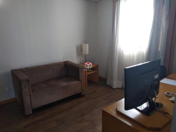 Apartamento À Venda, 1 Quarto, 1 Vaga, Centro - Santo André/sp - 85006