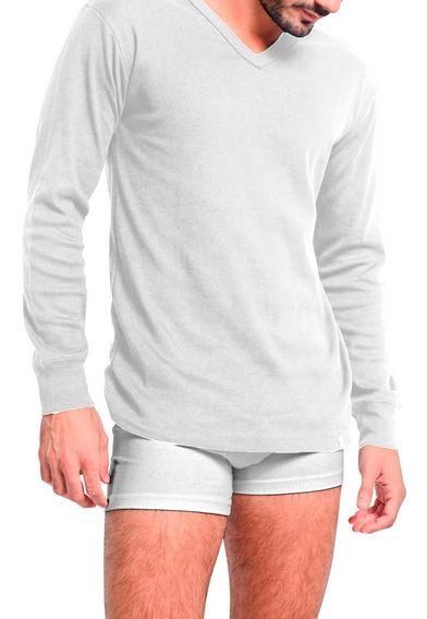Camiseta Stylo Hombre Básico - Art 4s1215c - Térmico