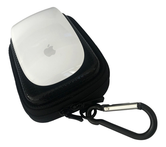 Case Bolsa Capa P/ Magic Mouse C\ Clip E Nota Fiscal