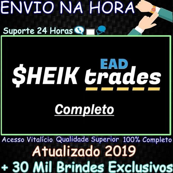 Sheik Trades - Ultra Scalping + Ead Completo 2019
