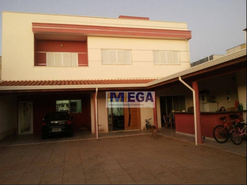 Casa À Venda, 220 M² Por R$ 600.000,01 - Betel - Paulínia/sp - Ca2365