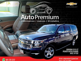 Chevrolet Suburban 5.4 Premier Piel 4x4 At, Blindada Nivel 3
