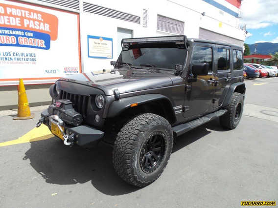 Jeep Wrangler Unlimited At 3700cc 4x4
