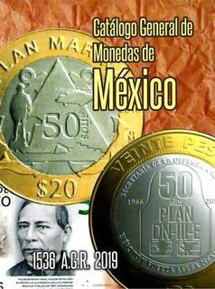 Catálogo General De Monedas De Mexico 2019 Pdf + Regalo