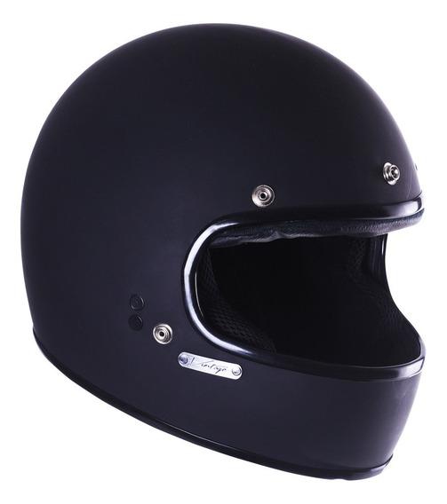 Casco Moto Integral Vertigo Vintage Sheriff. Tienda Oficial.