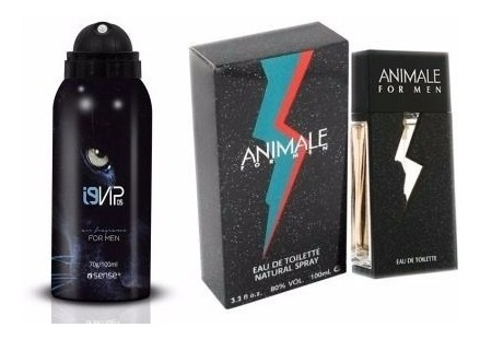 Perfume Masculino Animale 100 Ml - I9 Vip