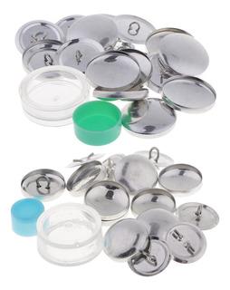 20 Paquete De Aluminio Tono Vástago De Alambre Cubierta