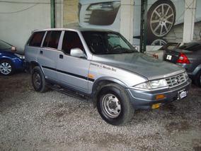 Ssanyong Musso 2.3 D Mt 1998 *** Juan Manuel Autos ***