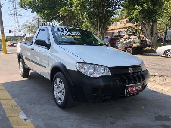 Fiat Strada 2010 Completa 1.4 8v Flex Cs Revisada
