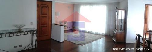 Apartamento Para Aluguel, 4 Quartos, 3 Vagas, Bosque Da Saúde - São Paulo/sp - 5850