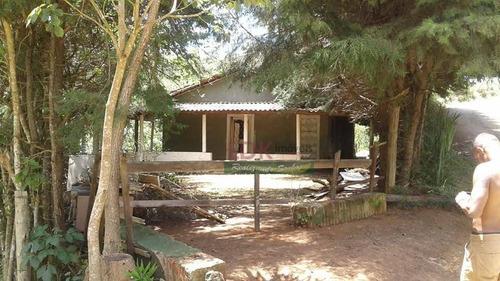Chácara Com 5 Dormitórios À Venda, 4500 M² Por R$ 195.000,00 - Zona Rural - Santo Antônio Do Pinhal/sp - Ch0527