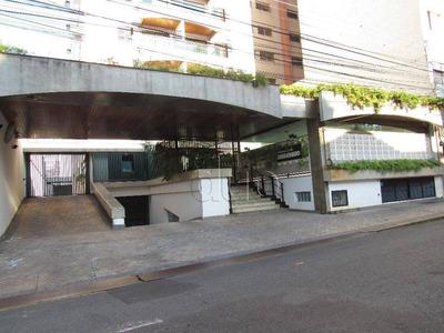 Apartamento Com 1 Dormitório Para Alugar, 49 M² Por R$ 750/mês - Centro - Piracicaba/sp - Ap1297