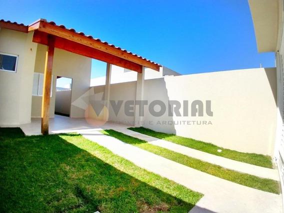 Casa Com 2 Dormitórios À Venda, 75 M² Por R$ 250.000,00 - Golfinho - Caraguatatuba/sp - Ca0297