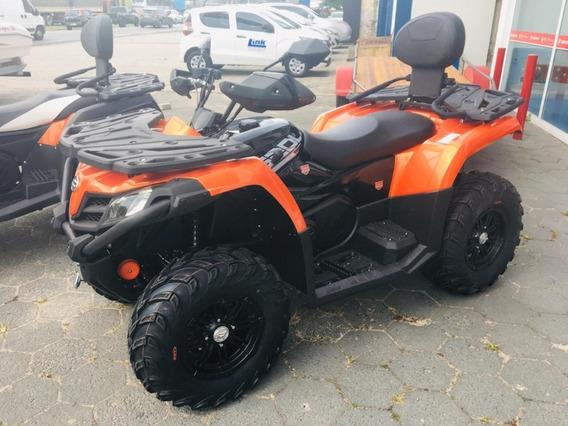 Quadriciclo Cforce 520l 4x4