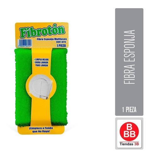 Imagen 1 de 2 de Fibra De Esponja Fibroton Multiusos