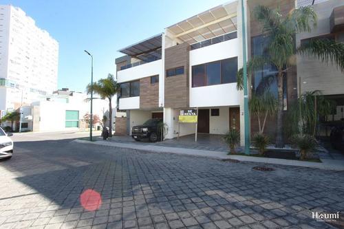 Imagen 1 de 25 de Casa En Renta En La Cima, Angelópolis