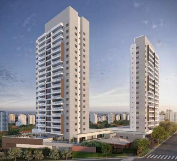 Apartamento Residencial Para Venda, Campo Belo, São Paulo - Ap5017. - Ap5017-inc