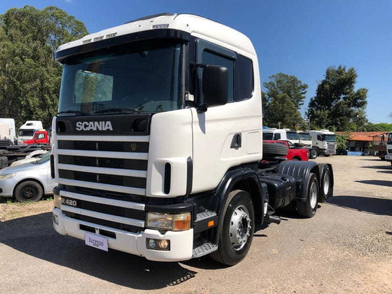 Scania G 420 A 6x2