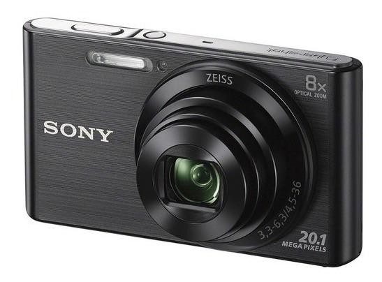 Câmera Sony Cyber-shot W830 P/youtube,ñ Envio P/ Ceara
