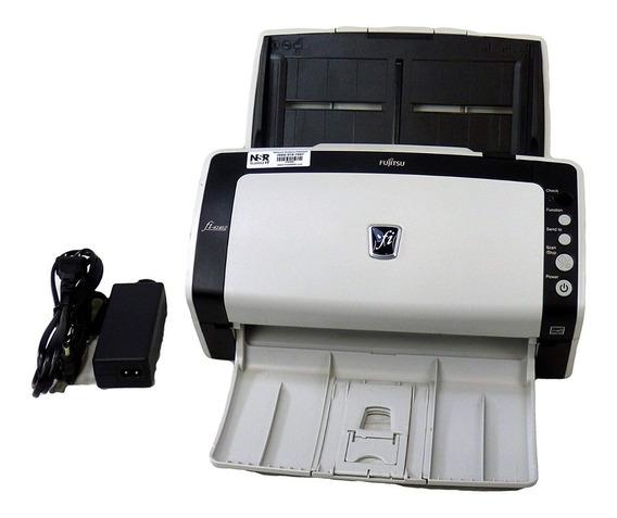 Scanner Fujitsu Fi-6140z Completo