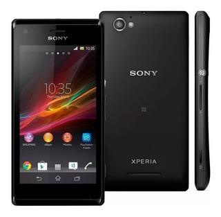 Celular Sony Xperia M C1904 4gb Tela 4.0 Seminovo