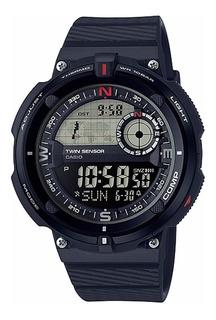 Reloj Casio Sgw-600h-1bc Hombre 100m Sumergible Local Centro