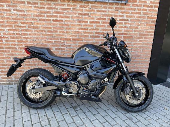 Yamaha Xj 6n 2012 Revisada