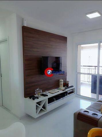 Apartamento Com 2 Dormitórios À Venda, 68 M² Por R$ 550.000,00 - Jardim Flor Da Montanha - Guarulhos/sp - Ap9072
