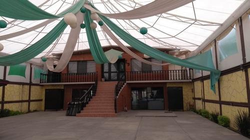 Imagen 1 de 21 de Se Vende Casa Con Salón De Fiestas Comercial En Ixtapaluca