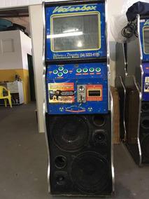 Jukebox Videobox Máquina De Música Rockolla