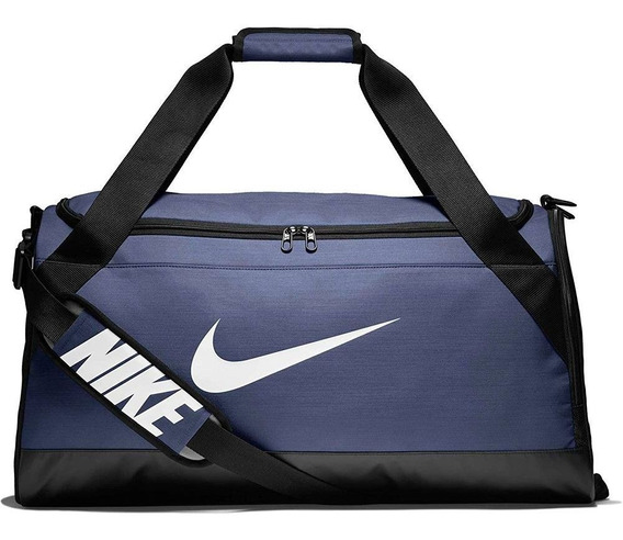 Bolsa Nike Brasilia Duffel Media 61 Litros