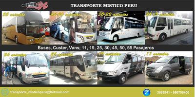 Transporte Para Paseos Buses Custer