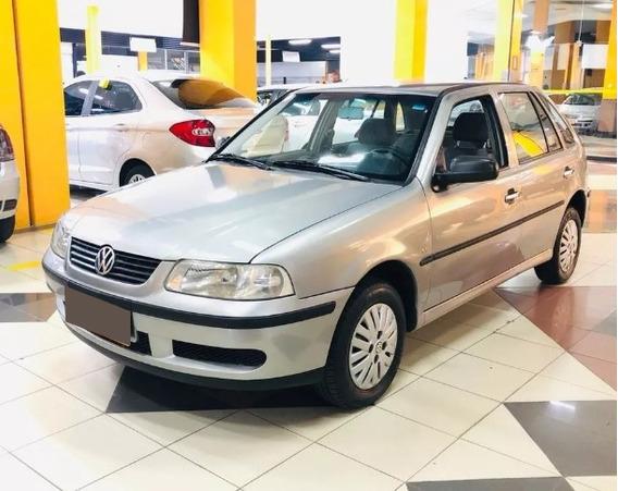 Volkswagen Gol 1.0 Mi Plus 16v Gasolina 4p Manual 2001.