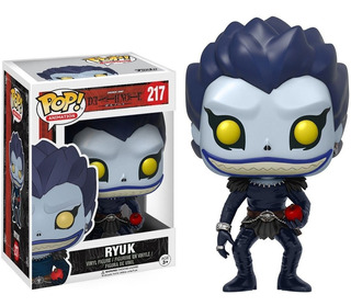 Funko Pop! Anime Death Note - Ryuk #217 Pronta Entrega