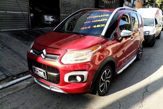 Citroën Aircross 1.6 16v Exclusive Flex 5p 2012/2012