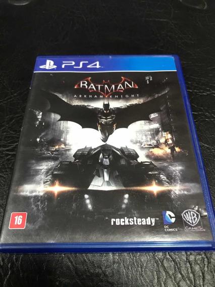 Batman Arkham Kinigth Jogo Ps4