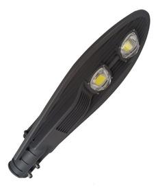 Luminaria Led 100w Petala Iluminacao Publica Poste Ip66