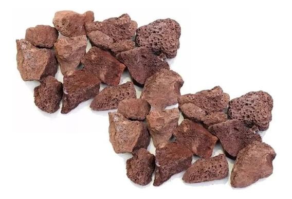 Pedra Vulcânica 5 Kilos Absoluto Metais